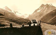 Car postal sortie d'Evolène Mount Everest, Mountains, Nature, Travel, Image, Exit Room, Naturaleza, Viajes, Destinations