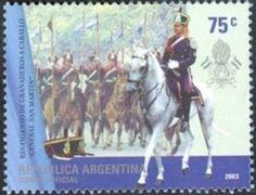 General José Francisco de San Martín Regiment of Mounted Gre