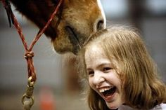 #Horse #Therapy for #Children with #Autism