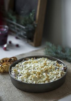 This recipe is rich and creamy, and there's no better time of year to eat it guilt-free than during the holiday season. Serve it hot or warm with croutons, and trust me: it won't stay on the table for long! Nutrient Rich Foods, Buffet, Healthy Recipes For Weight Loss, Yummy Appetizers, Food Menu, Healthy Baking, Original Recipe, Summer Recipes, Finger Foods