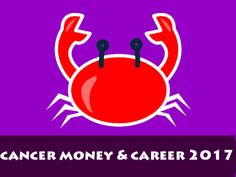 cancer money and career 2017