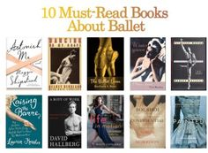 10 must-read books about ballet.
