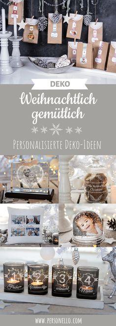 Die Schönsten Personalisierten Weihnachtsgeschenke. Weihnachten Gemütlich  Mit Den Schönsten Deko Ideen Verbringen. Weihnachtsgeschenke