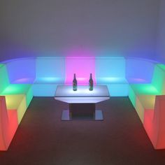 LED Sofa Chairs