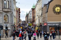 Five Things I Love About Oslo