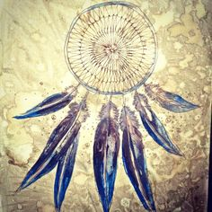 Sometimes, in order to catch your dream, you have to chase it. (Unknown Artist) #dreamcatcher