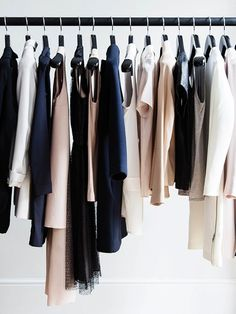 How to Detox Your Closet and Upgrade Your Style | Here's your step-by-step guide | Who What Wear