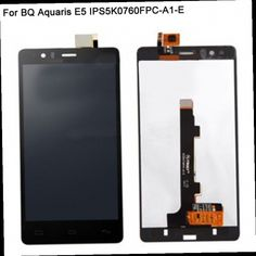 52.02$  Watch here - http://alil8i.worldwells.pw/go.php?t=32659713558 - Phone Screen Replacement For BQ Aquaris E5 HD IPS5K0760FPC-A1-E LCD With Touch Digitizer Display Assembly Replacement Black