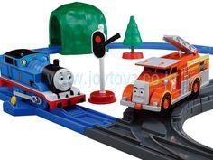 토마스와 플린소방기관차 세트