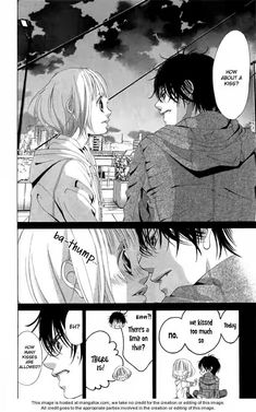 Kanojo wa uso wo aishisugiteru... Manga Love, Manga To Read, Anime Love, Manhwa, Romance, Manga Comics, Vocaloid, Webtoon, Kawaii Anime