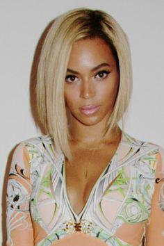 Beyonce's new bob