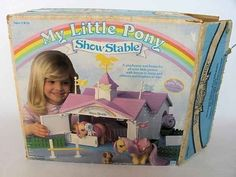 11 playsets of the 80s & commercials