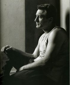 Famous Leo - Genius Leo !!!!  Robert DeNiro - Robert De Niro (pronounced /dəˈnɪəroʊ/; born August 17, 1943) is an American actor, director and producer. His first major film roles were in Bang the Drum Slowly and Mean Streets, both in 1973. In 1974, he played the young Vito Corleone in The Godfather Part II, a role that won him the Academy Award for Best Supporting Actor.  Famous Leo!  #Leo