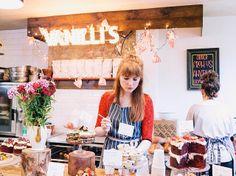 Lily Vanilli Bakery, London | www.8ruecaffarelli.com | Flickr - Photo Sharing!