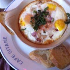 cafe gitane in new york has amazing brunch