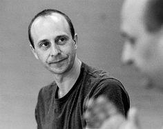 """Both Sitting Duet"" by Jonathan #Burrows - Matteo #Fargion. #Dance. VIE Scena Contemporanea #Festival 2006"