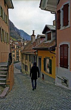 Montreux, Vaud, Switzerland