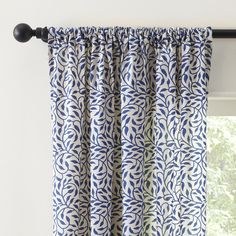 Accent any space in effortless style with this essential curtain panel, perfect dressing your windows in the parlor or guest suite.