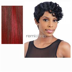 Equal (SNG) In Style Wig Emma  - Color OMBG - Synthetic (Curling Iron Safe) Regular Wig