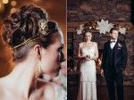 Gold and Glam Wedding Ideas