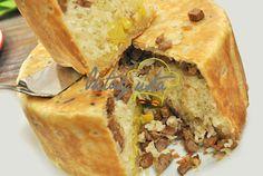 Milföyde Etli Pilav Tarifi | Oktay Ustam | Yemek Tarifleri | Pasta Tarifleri