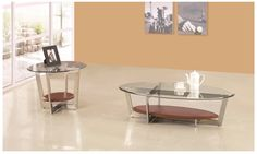 Phoenix Coffee and Lamp Table 2013 Range