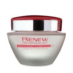 Aqui tem, Avon pronta entrega. Renew Reversalist Creme Dia FPS 25 - 50g - AVON Store