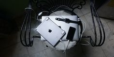 MacBook Pro Diary: Higher power output turned my Mac into a charging hub for my holiday | 9to5Mac