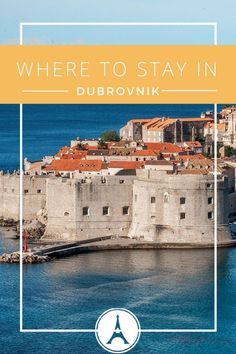 Where to Stay in Dubrovnik? Some of the best Hotels in Dubrovnik are located in neighborhoods outside of the Old Town. Here are our recommendations for the best Hotels in Dubrovnik Croatia.