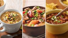 15 CHILIS & STEWS FOR AN AWESOME GAME DAY PARTY Hearty game day party chili and stew to feed even the hungriest of fans.