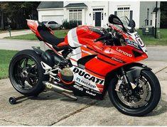 Panigale # Shared by Motorcycle Fairings - Motocc Ducati Motorbike, Motorcycle Bike, Concept Motorcycles, Racing Motorcycles, Custom Cafe Racer, Chopper Bike, Speed Bike, Super Bikes, Street Bikes