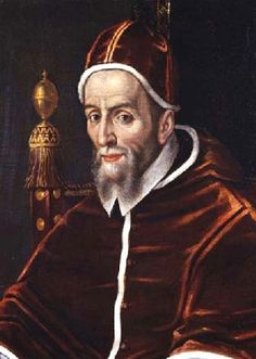 September 27,1590 – Pope Urban VII died of malaria 13 days after