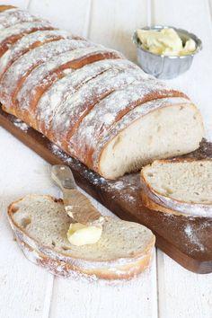 Bread Recipes, Cooking Recipes, Our Daily Bread, Swedish Recipes, Fika, Freshly Baked, Bread Baking, Banana Bread, Bakery
