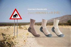 Viaggio in Namibia ai confini con l'Angola dove i colori degli animali selvatici si confondono con quelli della savana, e tu capisci che sei a casa loro e devi rispettarli .#CalzeGMtravel More info: http://www.calzegm.com/product/2440-hiking-lr-pro-soft-cotton/
