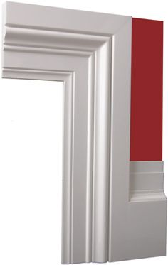 Classic Architraves |Victorian Architectural and Decorative Mouldings, Victorian Wall Skirting Boards, Victorian Architraves
