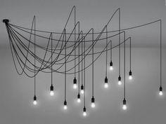 Подвесной светильник MAMAN by Seletti