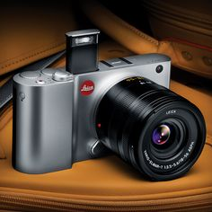 Leica T-System Camera and Lens Package. - Dying for one.
