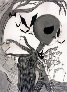 My AU Jack Skellington and his loyal shadows~ Jack Skellington (c) Tim Burton Let us play Estilo Tim Burton, Tim Burton Art, Tim Burton Style, Tim Burton Films, Tim Burton Personajes, Jack Y Sally, Nightmare Before Christmas Wallpaper, Jack The Pumpkin King, Arte Disney