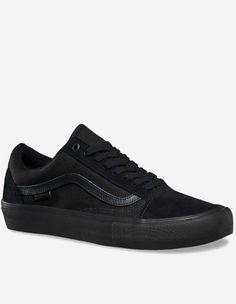 Vans - Old Skool Pro Schuh blackout
