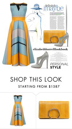 My Wardrobe Adventures! by elizabethhorrell on Polyvore featuring Roksanda, Chloé and Garance Doré