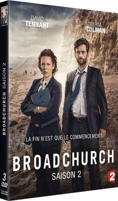Broadchurch : L intégrale Saison 2  - DVD