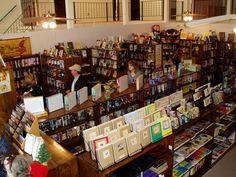 Raven Bookstore, Homer, Louisiana