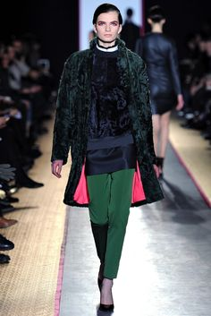 Cédric Charlier Fall 2013 Ready-to-Wear - Collection - Gallery - Style.com