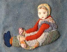 N e e d l e p r i n t: Lynne Roche's Needlework and The First Bath Spring Doll Fair * 19 June 2011