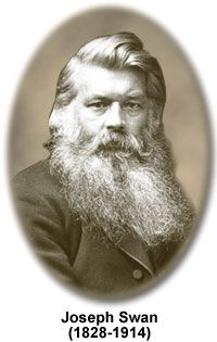 Joseph Swan.