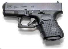 Glock 26 Gen 4 is a great gun, especially for women with small hands.