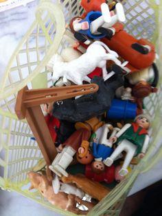 Coffre à jouet retrouvé