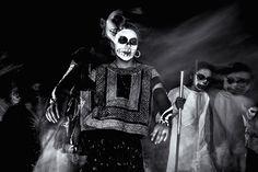Travel Photo of Year: Día de los Muertos, Oaxaca, Mexico. Photograph: Louis Montrose, TPOTY