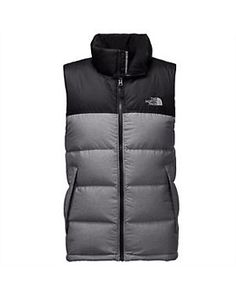 The North Face. Proven, loved and trusted brand for all your outdoor adventures. , The North Face Nuptse Vest - Men's North Face Nuptse, North Face Jacket, The North Face, Fill, Core, Winter Jackets, Vest, Classic, Stuff To Buy