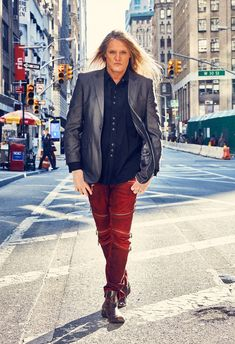 Sebastian Bach, Hair Metal God, Is Aging as Gracefully as His Beautiful Mane Much Music, Music Love, Hollaback Girl, Vince Neil, Skid Row, Best Rock Bands, Brazilian Blowout, Sebastian Bach, How To Be Likeable